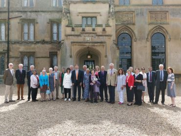 The Lieutenancy visits Knebworth House – 31st May 2018