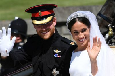 Hertfordshire's Royal Wedding invitees had a great day!