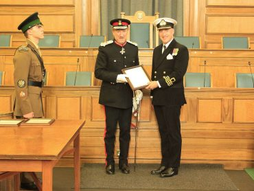 Certificates for Meritorious Service – July 2018