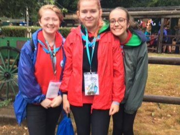 Hertfordshire Girl Guide Camp