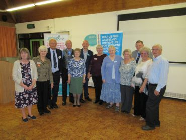 The Isabel Hospice and Parkinson's UK Event