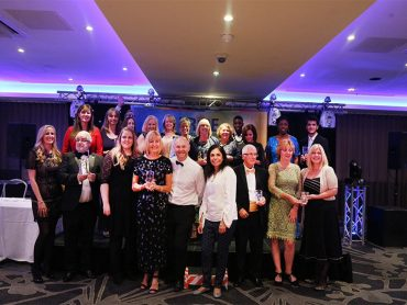 The Pride of Stevenage Awards 2018
