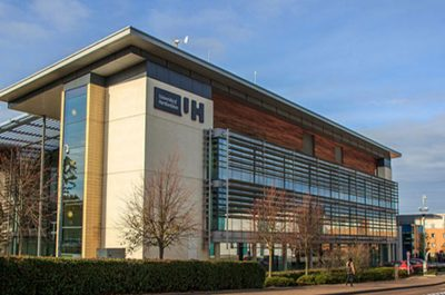 The University of Hertfordshire