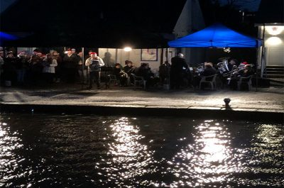 Carols by the Canal in Rickmansworth