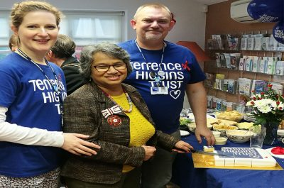 Terrence Higgins Trust – Hertfordshire Service Launch