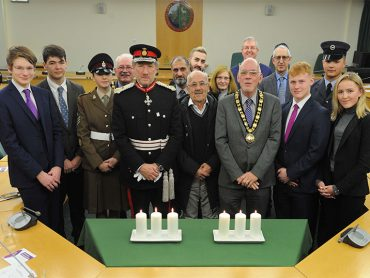 East Herts Council Holocaust Memorial Day Commemoration