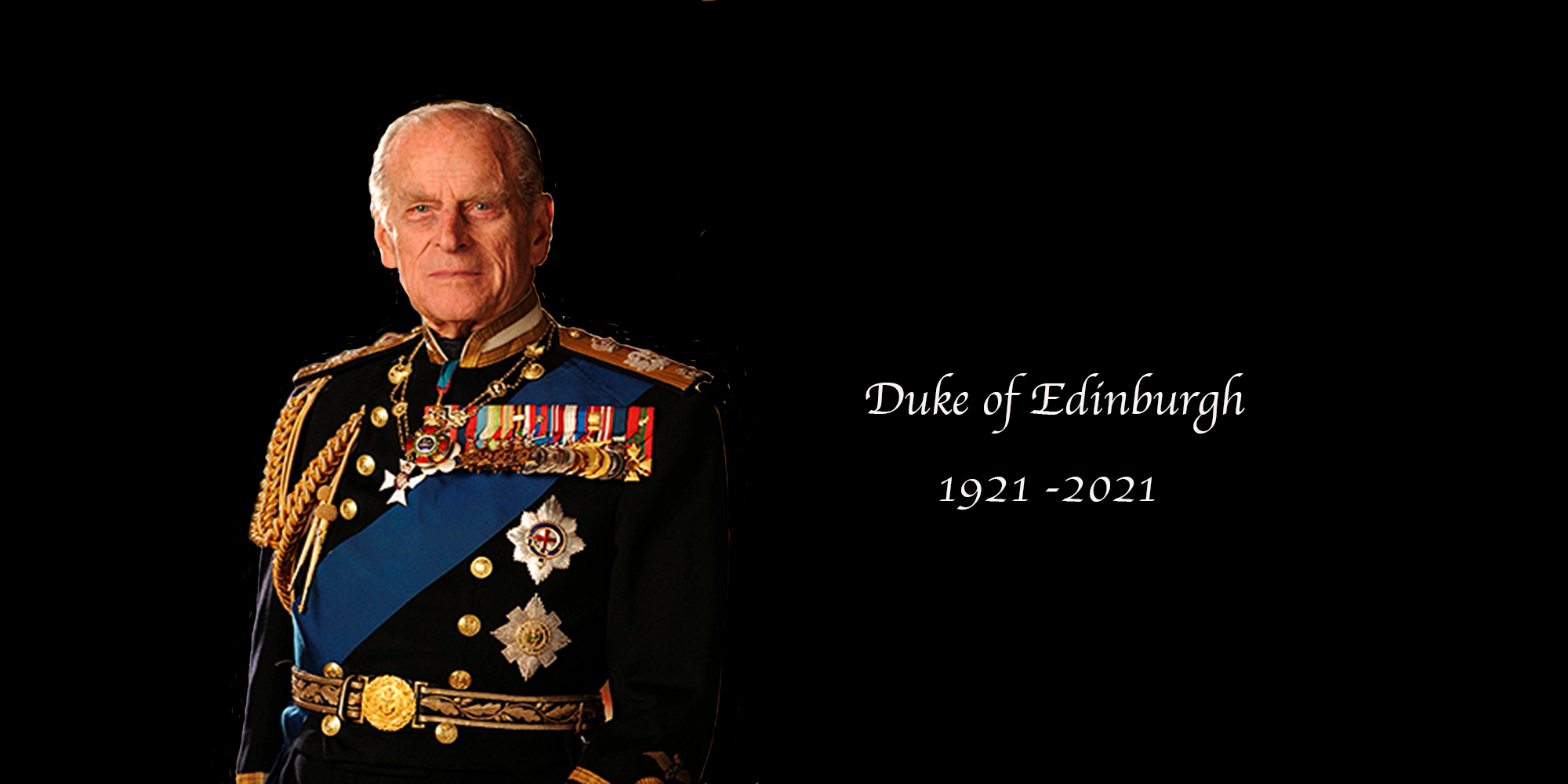Tribute to HRH The Duke of Edinburgh