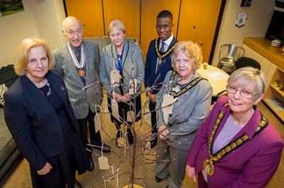 Stevenage BC Holocaust Memorial Day