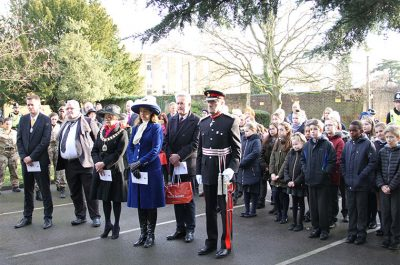 Broxbourne Holocaust Memorial Day Event