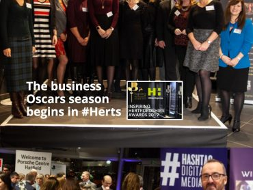 Lord Lieutenant writes for #HERTS February 2019 online Magazine