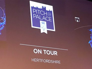Pitch@Palace on Tour in Hertfordshire