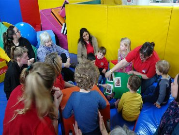 Pioneering Services in Hertfordshire for Pre-School Children with Special Physical Needs