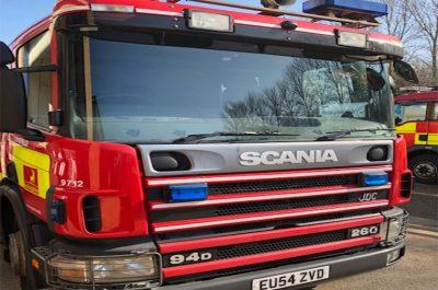 Fire and Rescue Service Training Centre