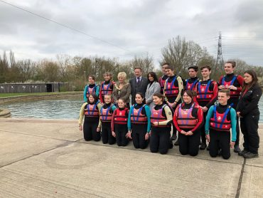 Robbie Lea Water Safety Partnership Engagement Event