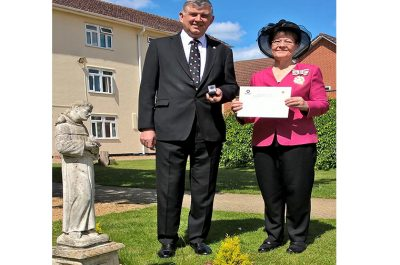 St John Ambulance Organ Donor Awards for Hertfordshire