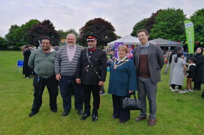 Big Iftar in the Park – St. Albans