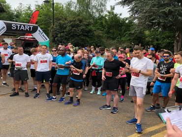 Herts Community Run in Hertford