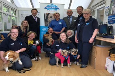 Blue Cross Kimpton Rehoming Centre