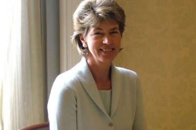 Countess of Verulam, has been appointed a Commander of the Royal Victorian Order (CVO)