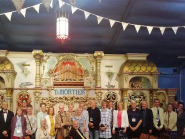 St. Albans Organ Theatre Visit