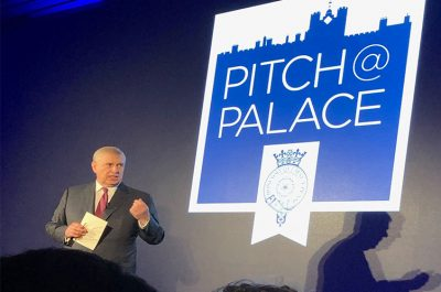 Pitch @ Palace at the University of Hertfordshire