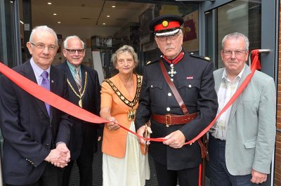 Official Opening of North Herts Museum