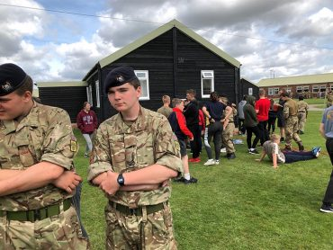 A day at Westdown Camp