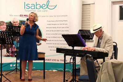 Musical Entertainment Fund Raiser at Isabel Hospice