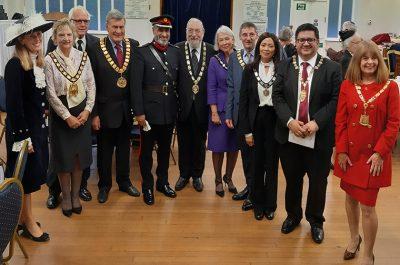 Hertsmere Mayor's Civic Service