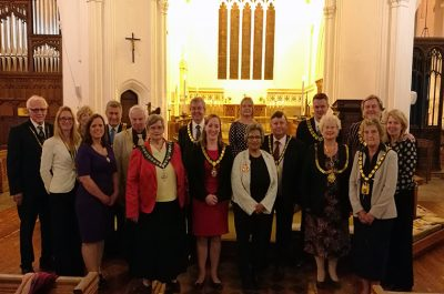 Mayor of Ware Civic Service