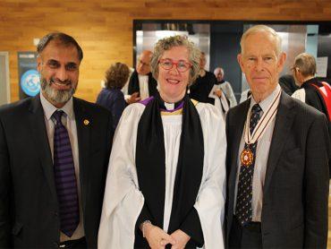 Licensing of the University of Hertfordshire Chaplain