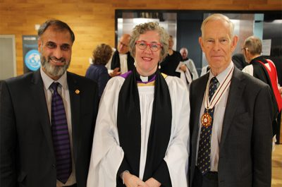 Licensing of the University of Hertfordshire Chaplain