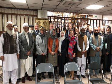 The Lieutenancy Visits Watford Central Mosque