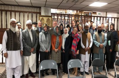 The Lieutenancy Visits Watford Central Mosque