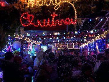 Croxley Christmas House Lights
