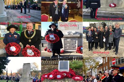 Hertfordshire Lieutenancy Remembrance 2019