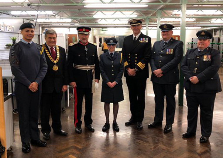 1166 Squadron Air Cadets Annual Awards