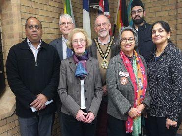 Stevenage Interfaith Forum Event