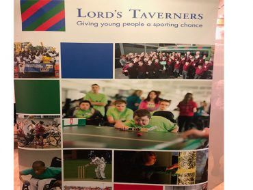 Lord's Taverners Lunch