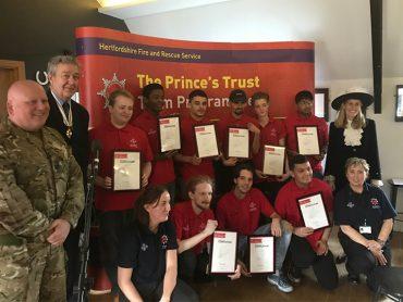 Prince's Trust Team 14 – Welwyn and Hatfield