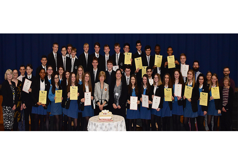Chancellor's School Duke of Edinburgh Awards