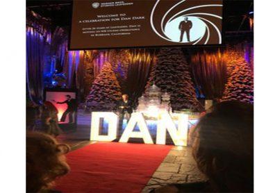 Dan Dark Farewell Reception