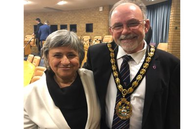 Stevenage Holocaust Memorial Day 2020