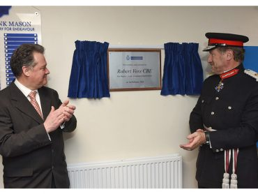 Refurbished Hemel Hempstead Police Station Reopens