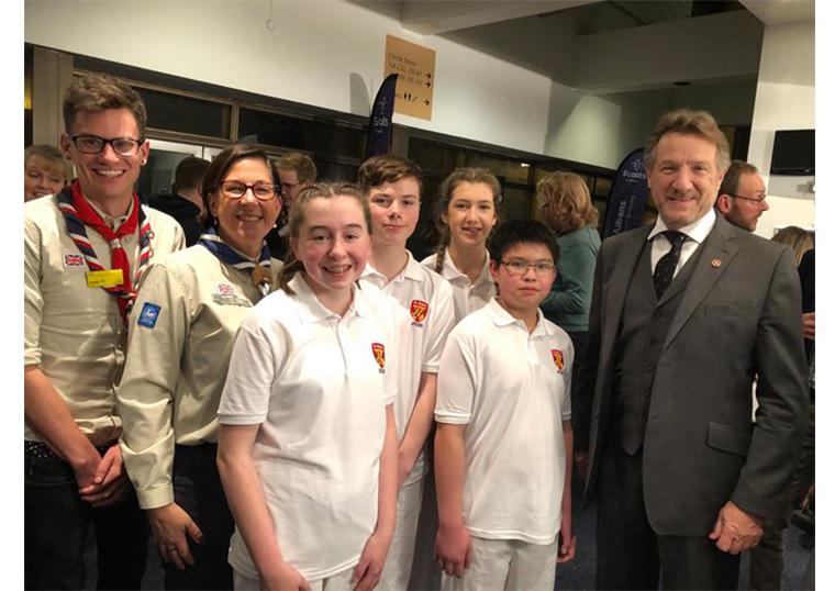 St Albans Scouts Gang Show