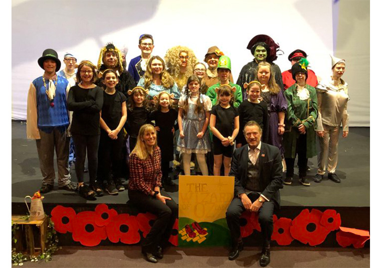 Herts Inclusive Production of Wizard of Oz
