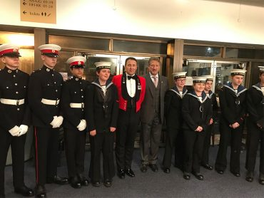 Royal Marines Concert in aid of Rotary International