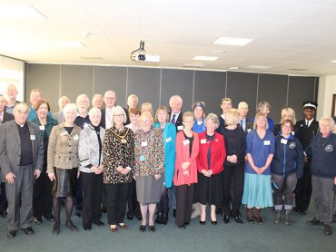 Queens Award for Voluntary Services 2020 Nominees Reception