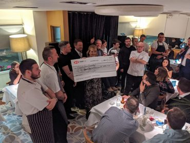 Lussmanns Restaurant supporting Muscle Warrior Charity