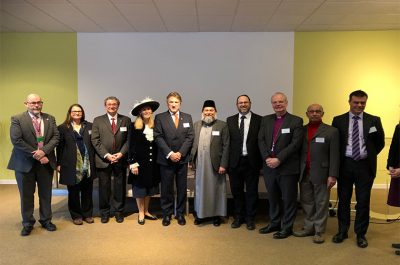 Herts Interfaith Conference – Stronger Together
